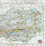 Energielinie von der Steiermark über den Wörthersee nach Italien