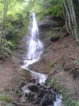 Wasserfall in Penken Schiefling an See