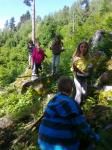 Kinder-sammeln-Natur-von-Renate-Kisewalter