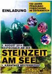 Steinzeit-am-See-1.-Kärntner-Welterbefest
