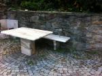 Tisch-und-Bank-Pörtschacher-Marmor