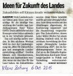 Kleine-Zeitung-6.10.15-Robert-BENEDIKT-Ideen-für-die-Zukunft-des-Landes